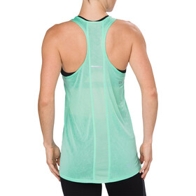 asics Cool Top sin Mangas Mujer, opal green